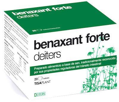 Deiters Benaxant Forte infusión 20 sobres