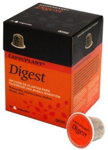 Deiters Capsuplant Digest 10 unidades compatibles Nespresso