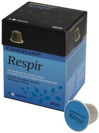 Deiters Capsuplant Respir 10 unidades compatibles Nespresso