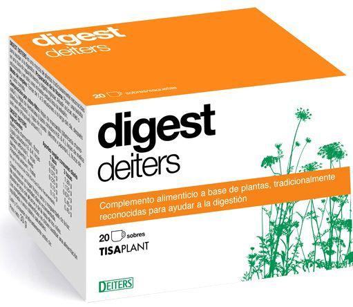 Deiters Digest infusión 20 sobres