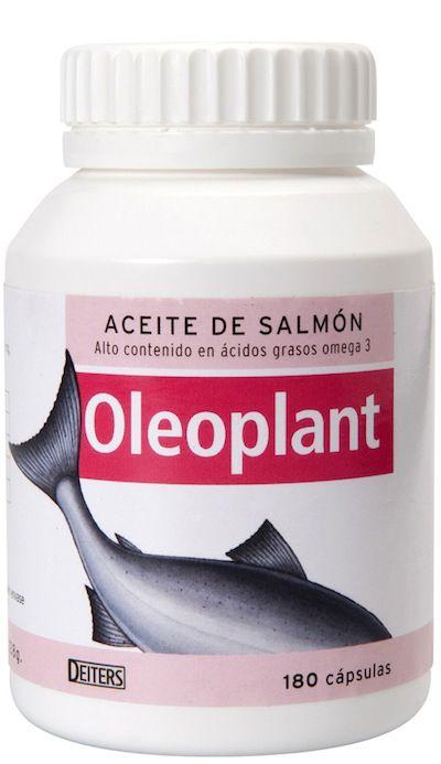 Deiters Oleoplant Salmón 180 cápsulas