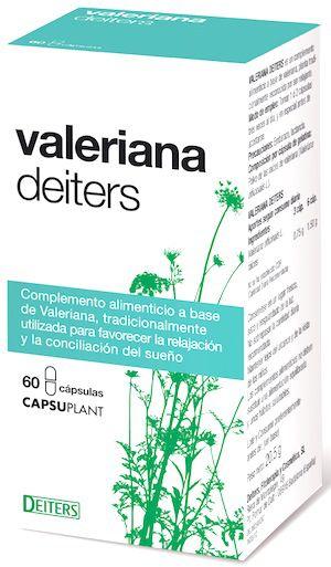 Deiters Valeriana 60 cápsulas