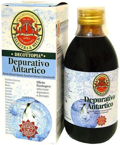 Depurativo Antartico 250ml Decottopia