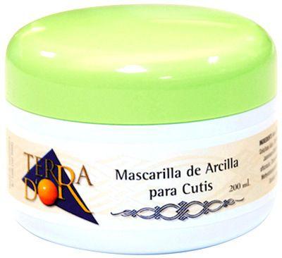 Derbos Arcilla Terra D´Or Mascarilla Cutis 200g