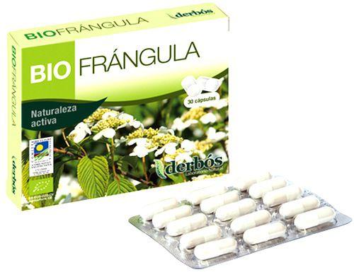 Derbos Bio Frángula 30 cápsulas