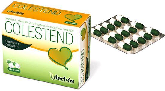Derbos Colestend 60 cápsulas