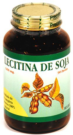 Derbos Lecitina 1200mg 90 cápsulas