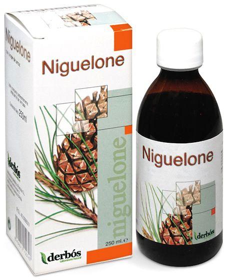 Derbos Niguelone Sirope 250ml