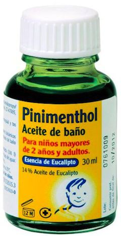 DHU Pinimenthol Aceite de Baño 30ml