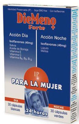 Diemeno Duplo Forte 30+30 cápsulas