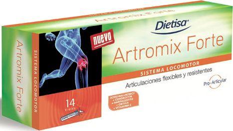 Dietisa Artromix Forte 14 viales
