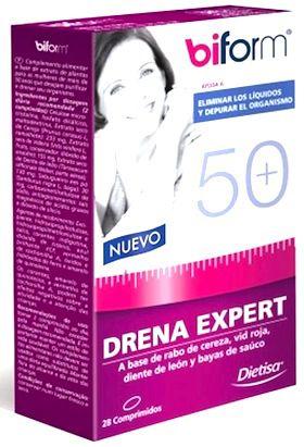 Dietisa Biform 50+ Drena Expert 28 comprimidos
