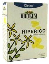 Dietisa Dietkum Hipérico 45 cápsulas