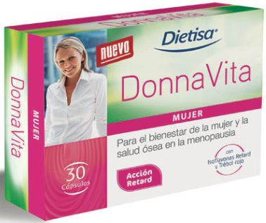 Dietisa Donnavita 30 cápsulas