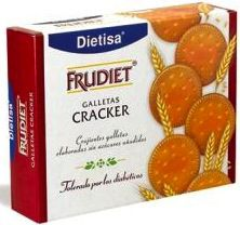 Dietisa Frudiet Galletas Cracker S/A 880g