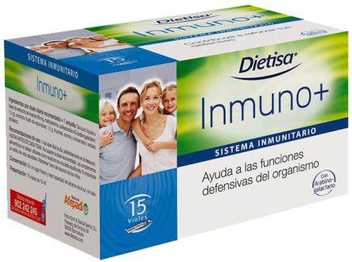 Dietisa Inmuno+ 15 ampollas