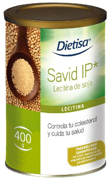 Dietisa Lecitina Savid IP 400g