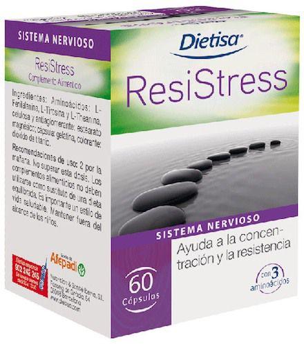 Dietisa Resistress 60 cápsulas