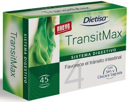 Dietisa Transitmax 45 cápsulas