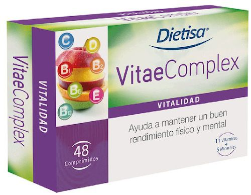 Dietisa VitaeComplex 48 comprimidos