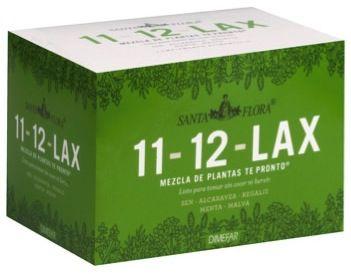 Dimefar 11-12 Lax Santa Flora 25 sobres