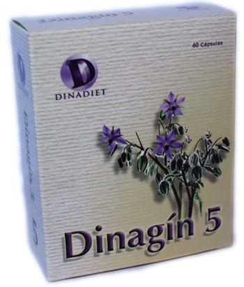 Dinadiet Dinagin 5 60 cápsulas
