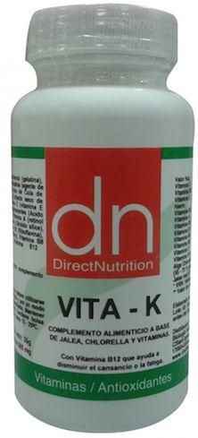 Direct Nutrition Vita-K 60 cápsulas