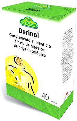 Dr. Dünner Derinol 40 cápsulas