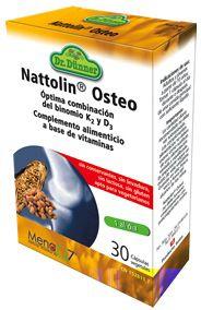 Dr. Dünner Nattolin Osteo 30 cápsulas