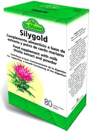 Dr. Dünner Silygold 80 comprimidos