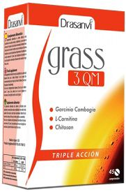 Drasanvi Grass 3QM 45 comprimidos