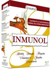 Drasanvi Inmunol 20 ampollas