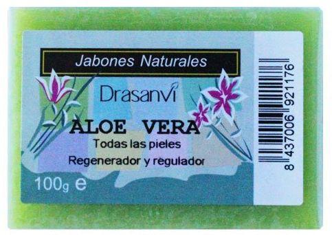 Drasanvi Jabón Aloe Vera 100g