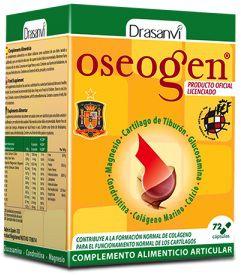 Drasanvi Oseogen Alimento Articular 72 cápsulas