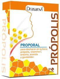 Drasanvi Proporal 30 comprimidos masticables