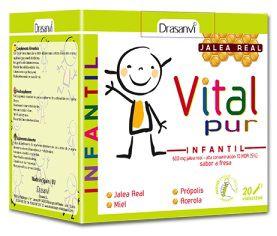 Drasanvi Vitalpur Junior 20 viales