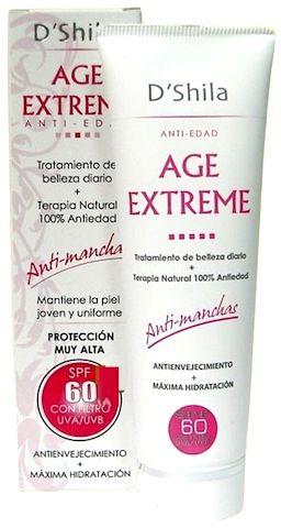 D'Shila Age Extrem Factor 50 crema 50g