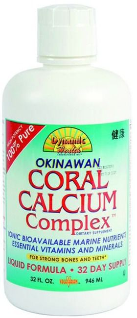 Dynamic Health Coral Calcio Complex 946ml