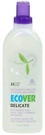 Ecover Detergente Líquido Ropa Delicada 1 L