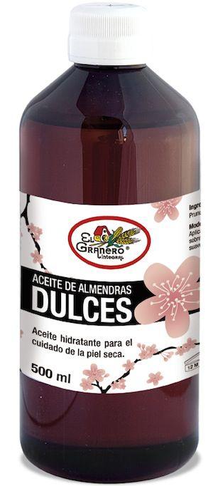 El Granero Integral Aceite Almendras Dulces 500ml