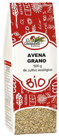 El Granero Integral Avena Grano Bio 500g