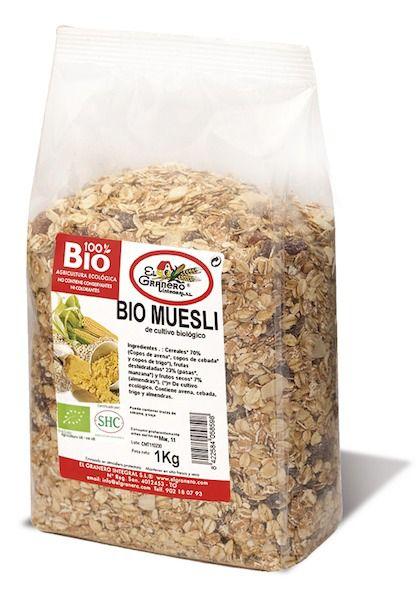 El Granero Integral Bio Muesli 1 Kilo