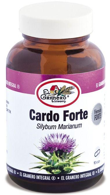 El Granero Integral Cardo Forte 90 cápsulas 550mg
