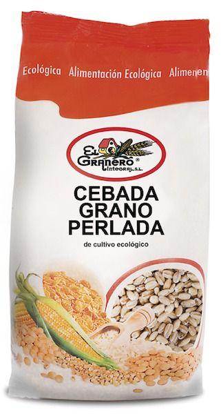 El Granero Integral Cebada Perlada Grano Bio 500g