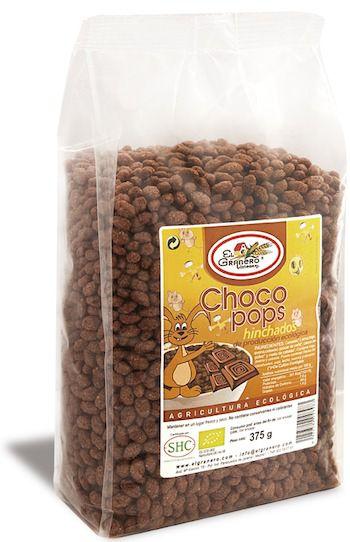 El Granero Integral Choco Pops Bubbles Bio 375g