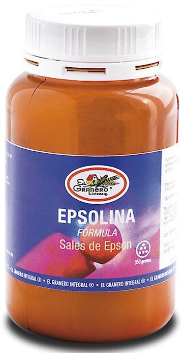 El Granero Integral Epsolina o Sales de Epson 350g
