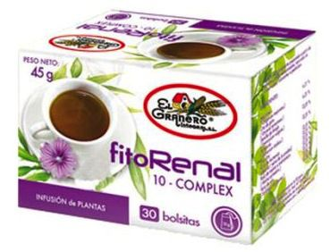 El Granero Integral Fitorenal 10-Complex  30 bolsitas