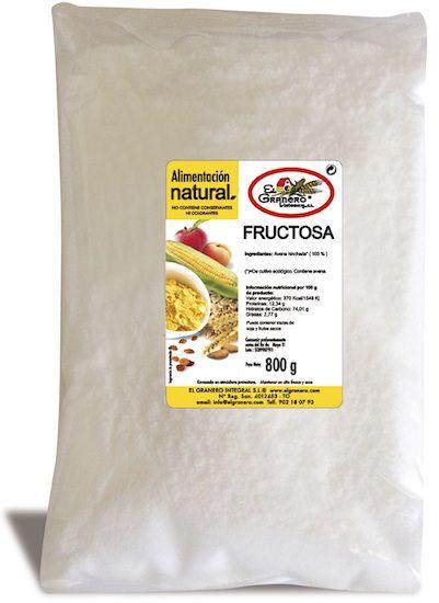 El Granero Integral Fructosa 1Kg