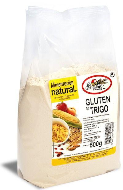 El Granero Integral Gluten de Trigo 500g
