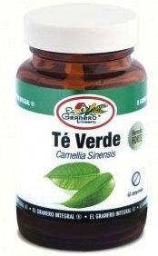 El Granero Integral Té Verde Forte 60 comprimidos